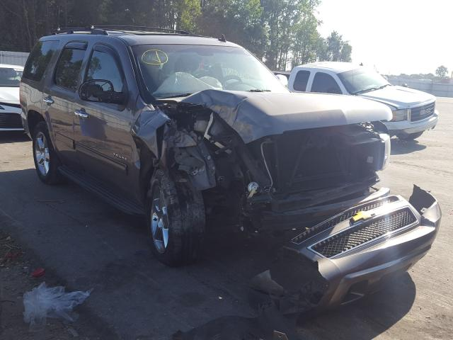 Chevrolet Tahoe C150 salvage cars for sale: 2012 Chevrolet Tahoe C150