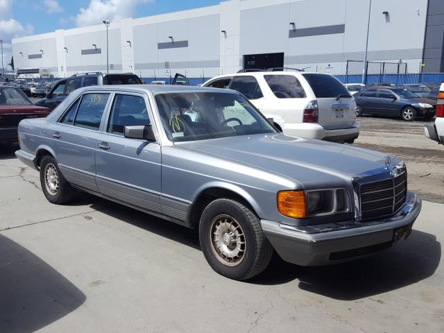 Mercedes-Benz 300 SD salvage cars for sale: 1984 Mercedes-Benz 300 SD