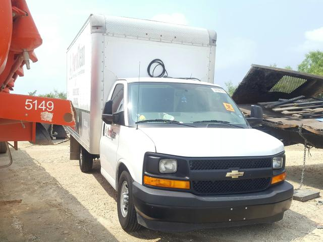 Chevrolet Express G3 salvage cars for sale: 2017 Chevrolet Express G3