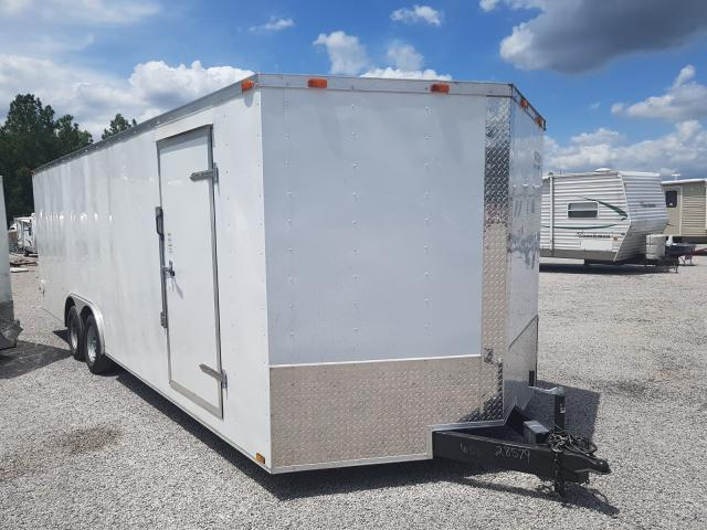 Cargo salvage cars for sale: 2019 Cargo Trailer