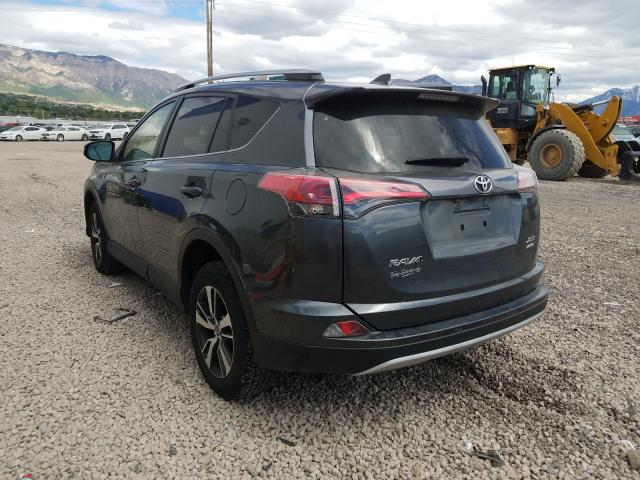 2018 TOYOTA RAV4 ADVEN - Right Front View