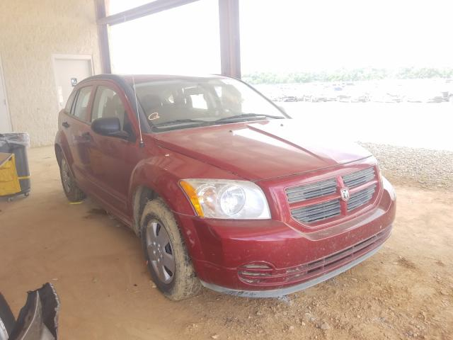 Dodge Caliber salvage cars for sale: 2008 Dodge Caliber
