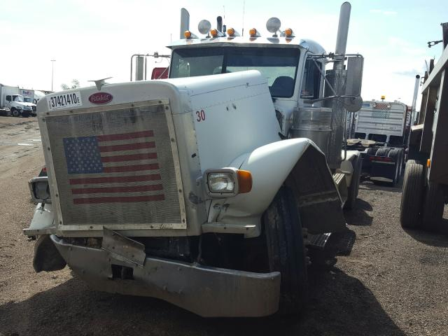 Peterbilt salvage cars for sale: 2002 Peterbilt 379