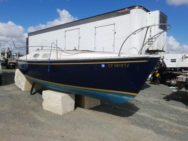 Salvage 1978 Sail BOAT for sale