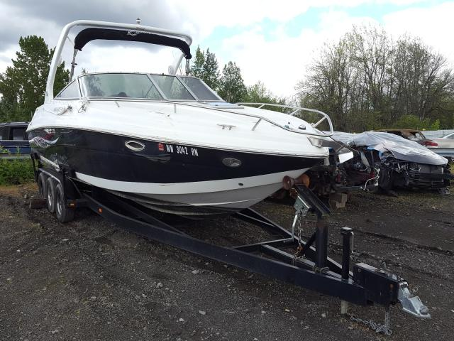Rinker salvage cars for sale: 2007 Rinker Boat With Trailer