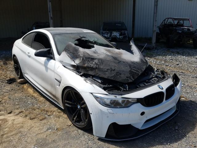 BMW M4 salvage cars for sale: 2015 BMW M4