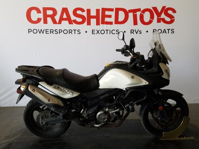 Suzuki salvage cars for sale: 2012 Suzuki DL650 A
