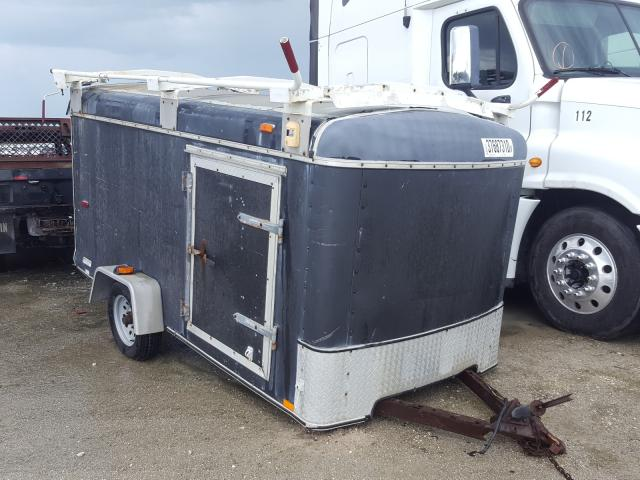International Trailer salvage cars for sale: 2006 International Trailer