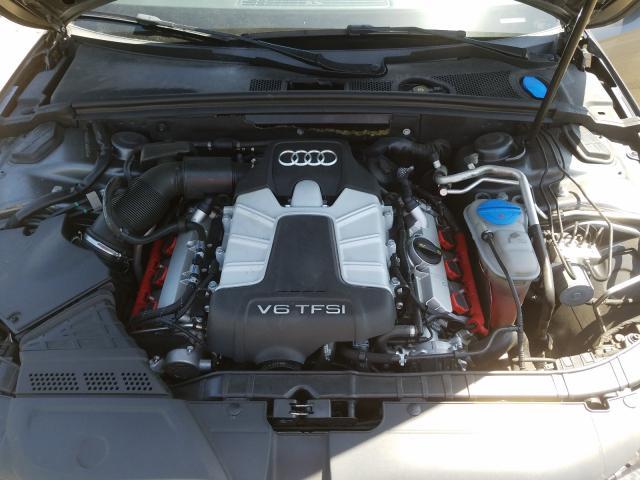 2016 Audi S4 | Vin: WAUBGAFL4GA002654
