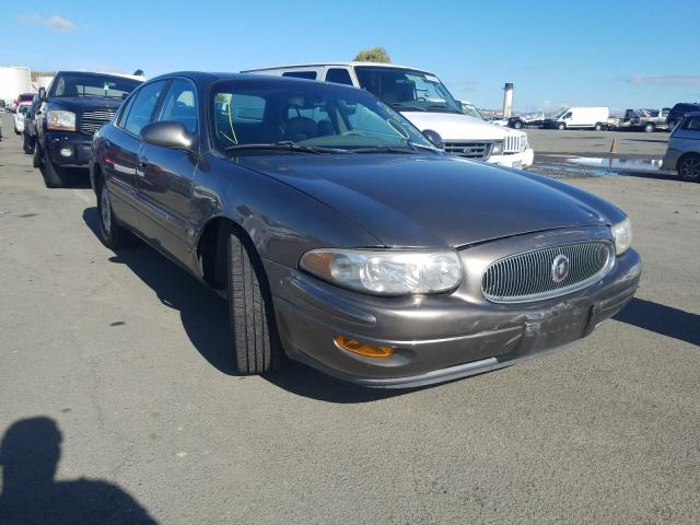 Buick salvage cars for sale: 2002 Buick Lesabre LI