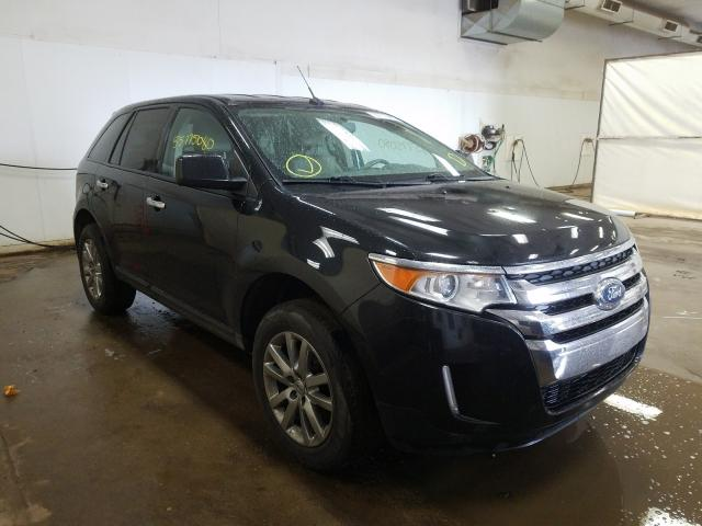 Ford Vehiculos salvage en venta: 2011 Ford Edge SEL