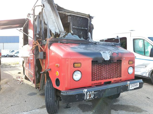 Workhorse Custom Chassis salvage cars for sale: 2000 Workhorse Custom Chassis Forward CO