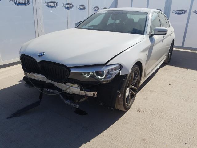 BMW 520D M SPO - 2017 rok