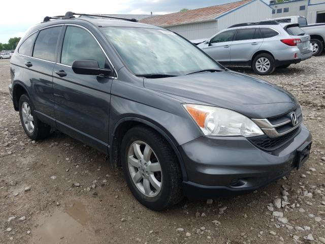 Salvage cars for sale from Copart Columbus, OH: 2011 Honda CR-V SE