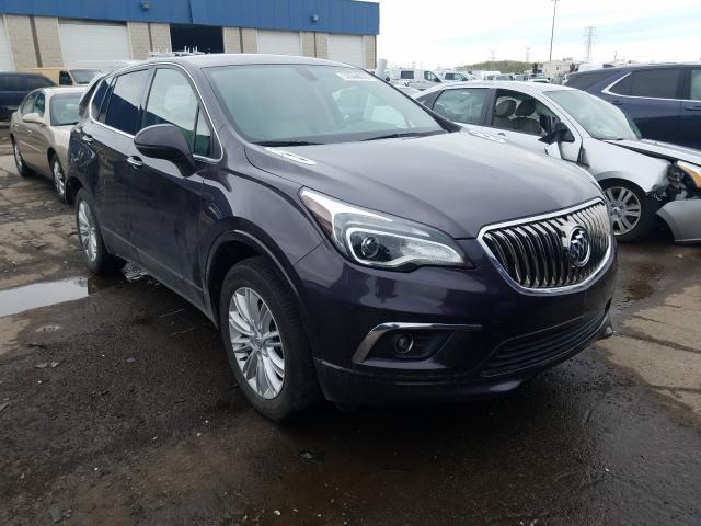 2017 Buick Envision P for sale in Woodhaven, MI