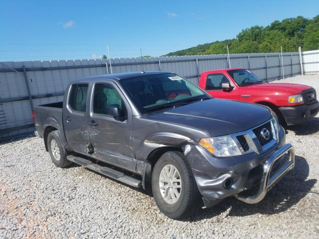Nissan salvage cars for sale: 2017 Nissan Frontier S