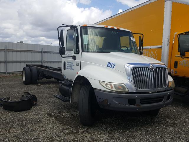International salvage cars for sale: 2007 International 4000 4300