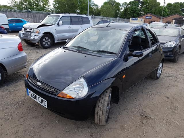 FORD KA LUXURY - 2006 rok