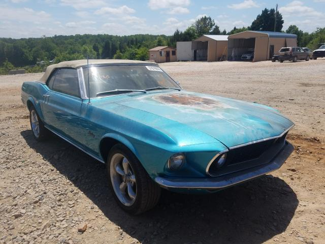 1969 Ford Mustang for sale in China Grove, NC