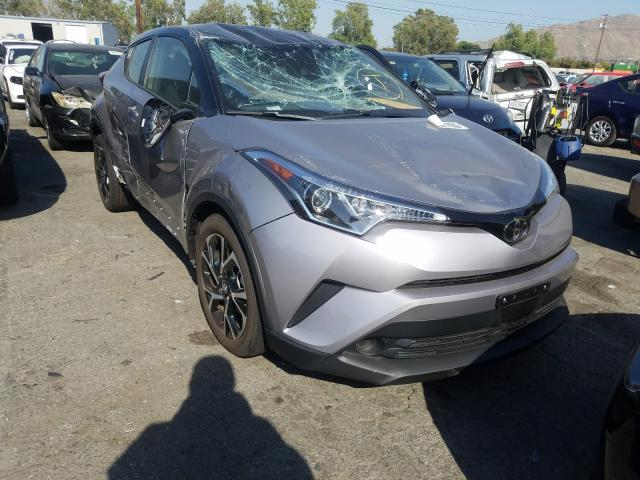 Toyota C-HR XLE salvage cars for sale: 2019 Toyota C-HR XLE