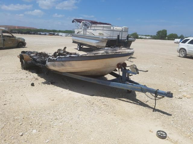 Glastron salvage cars for sale: 1997 Glastron Boat