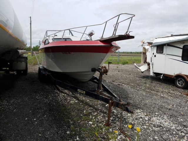 Glastron salvage cars for sale: 1988 Glastron Boat