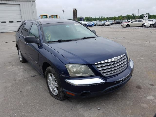 Chrysler Pacifica T salvage cars for sale: 2006 Chrysler Pacifica T