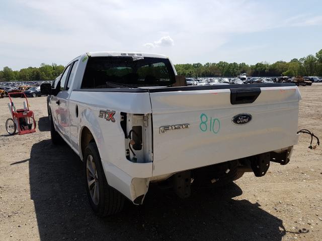 купить 2017 FORD F150 SUPER CAB 1FTEX1CP6HKD42911