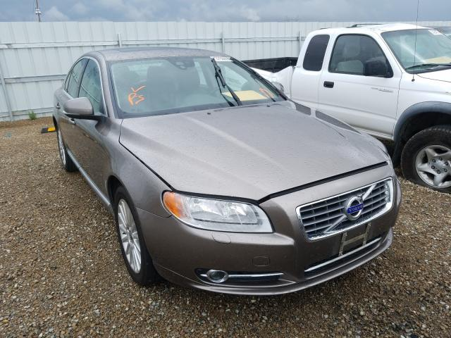 Volvo S80 3.2 salvage cars for sale: 2012 Volvo S80 3.2