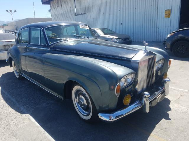 Rolls-Royce salvage cars for sale: 1963 Rolls-Royce SIL Cloud