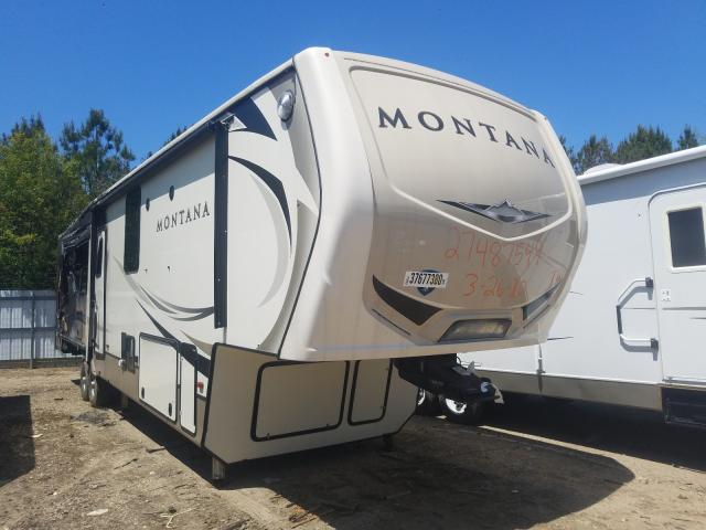 2019 Keystone Montana for sale in Sandston, VA
