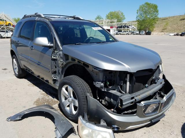 Pontiac Torrent Vehiculos salvage en venta: 2006 Pontiac Torrent