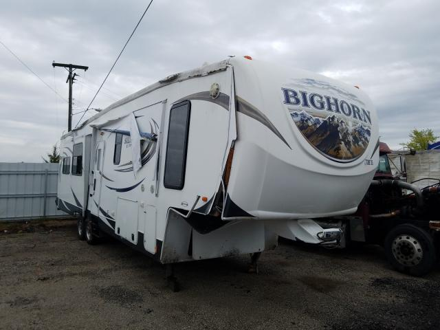 Heartland Bighorn salvage cars for sale: 2013 Heartland Bighorn