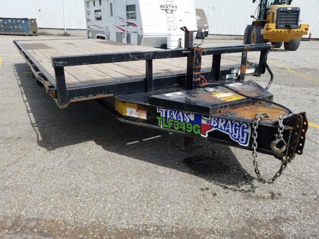 Txbr salvage cars for sale: 2017 Txbr Trailer