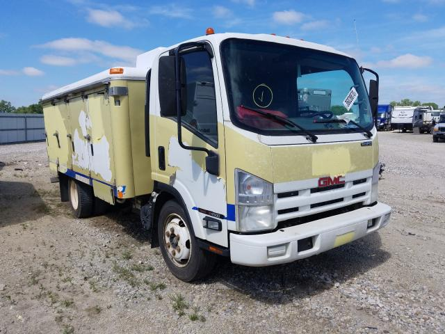 GMC W4500 W450 salvage cars for sale: 2009 GMC W4500 W450