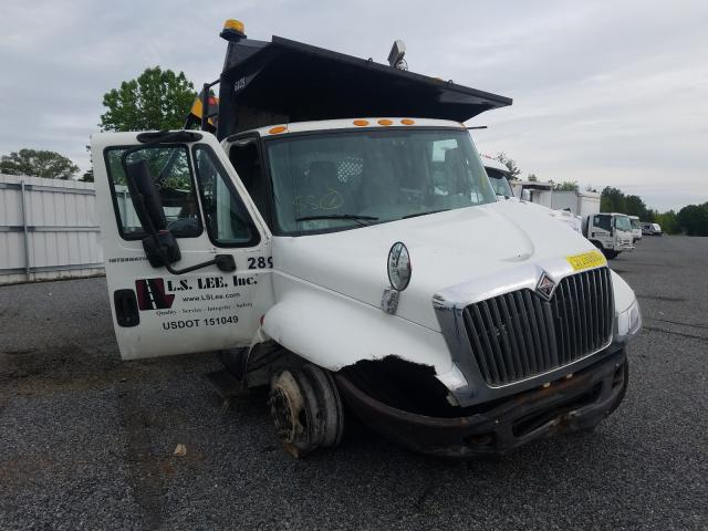International salvage cars for sale: 2002 International 4000 4300