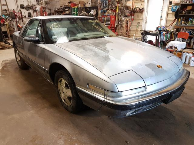 Buick Reatta salvage cars for sale: 1990 Buick Reatta
