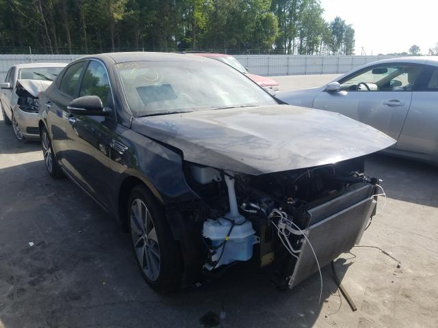 Salvage cars for sale from Copart Dunn, NC: 2019 KIA Optima LX