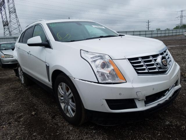 Cadillac salvage cars for sale: 2014 Cadillac SRX Luxury