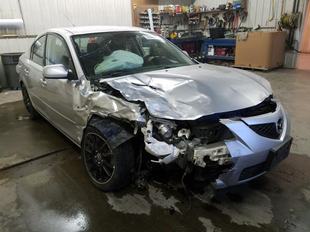 Mazda salvage cars for sale: 2008 Mazda 3 I