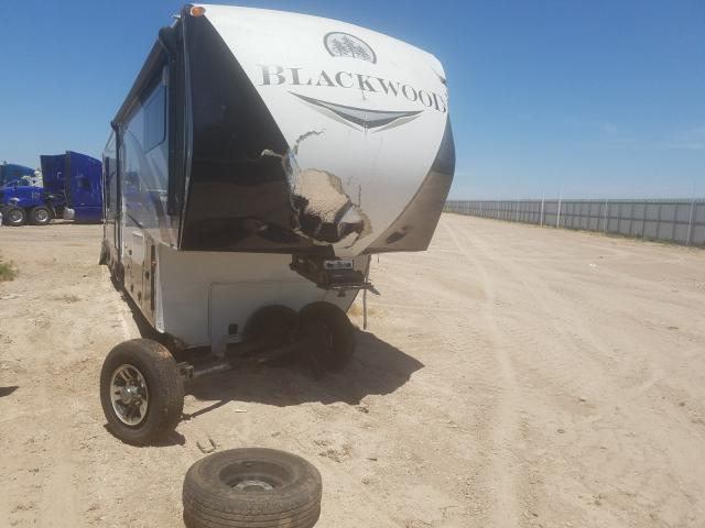 2013 Thor 5th Wheel en venta en Amarillo, TX