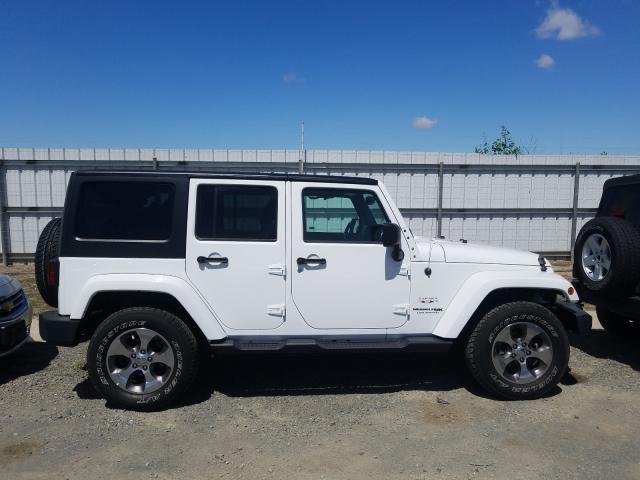 2018 Jeep WRANGLER | Vin: 1C4HJWEG7JL920684