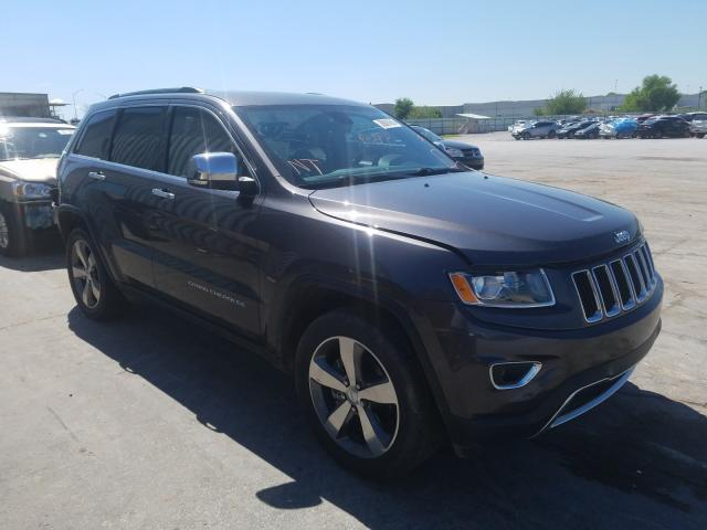2016 JEEP GRAND CHEROKEE LIMITED 1C4RJFBG5GC399014