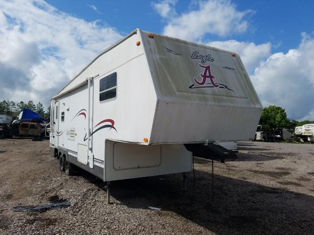 Jayco salvage cars for sale: 2003 Jayco Eagle