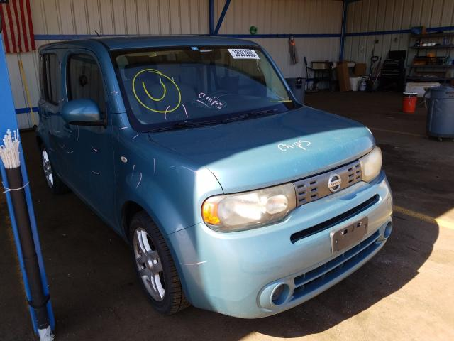 Nissan Cube Base salvage cars for sale: 2009 Nissan Cube Base