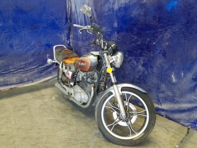 Suzuki salvage cars for sale: 1983 Suzuki GS450 L