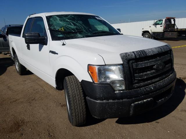 Ford F150 Super salvage cars for sale: 2014 Ford F150 Super