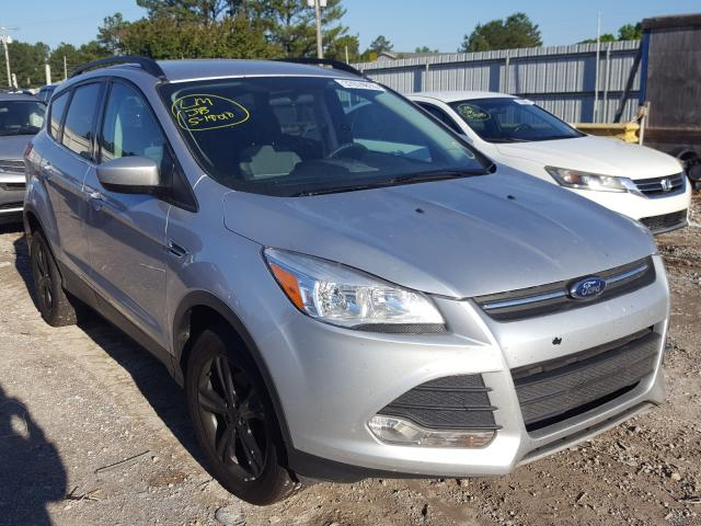 Salvage cars for sale from Copart Florence, MS: 2014 Ford Escape SE