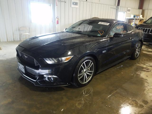 FORD MUSTANG 2015 1