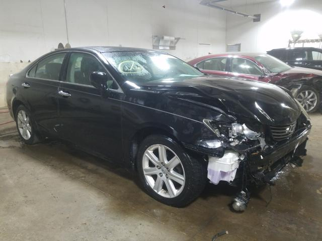 Lexus ES 350 salvage cars for sale: 2007 Lexus ES 350